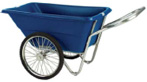 UTILITY CART FLAT PROOF RIB / KNOBBY TIRE